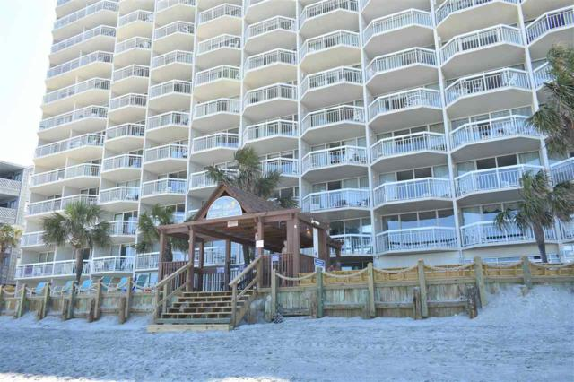 1012 N Waccamaw Drive #311, Garden City Beach, SC 29576 (MLS #1802720) :: Trading Spaces Realty