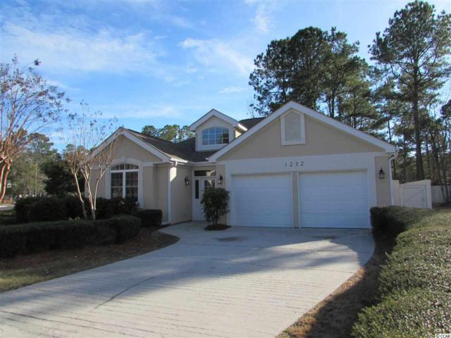 1232 Trisail Ln, North Myrtle Beach, SC 29582 (MLS #1803017) :: Myrtle Beach Rental Connections
