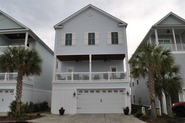 1305 Mariners Rest Drive, North Myrtle Beach, SC 29582 (MLS #1803059) :: The Litchfield Company