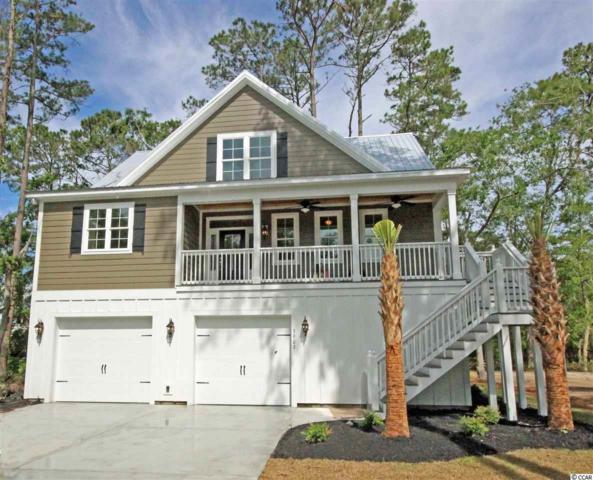 22 Cottage Dr., Murrells Inlet, SC 29576 (MLS #1803148) :: Myrtle Beach Rental Connections