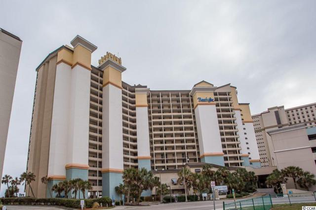 4800 S. Ocean Blvd #1117, North Myrtle Beach, SC 29582 (MLS #1803195) :: Myrtle Beach Rental Connections