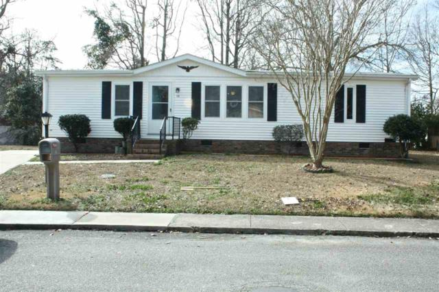 1118 Woodville Circle, North Myrtle Beach, SC 29582 (MLS #1803285) :: The Litchfield Company