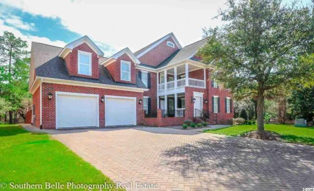 5616 Leatherleaf Dr., North Myrtle Beach, SC 29582 (MLS #1803288) :: The Litchfield Company