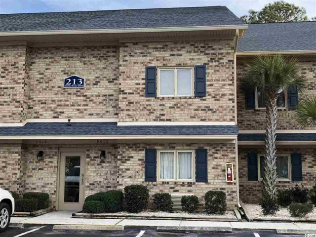 213 Double Eagle Dr D-2, Myrtle Beach, SC 29588 (MLS #1803308) :: Trading Spaces Realty