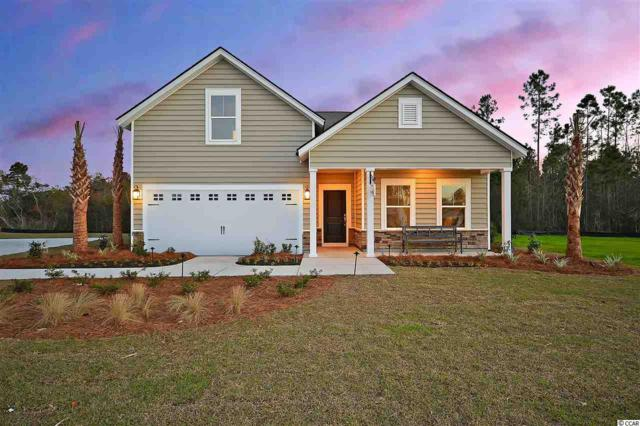 5301 Abbey Park Loop, Myrtle Beach, SC 29579 (MLS #1803371) :: The Litchfield Company