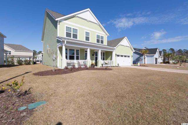 1594 Thornbury Drive, Myrtle Beach, SC 29577 (MLS #1803558) :: James W. Smith Real Estate Co.