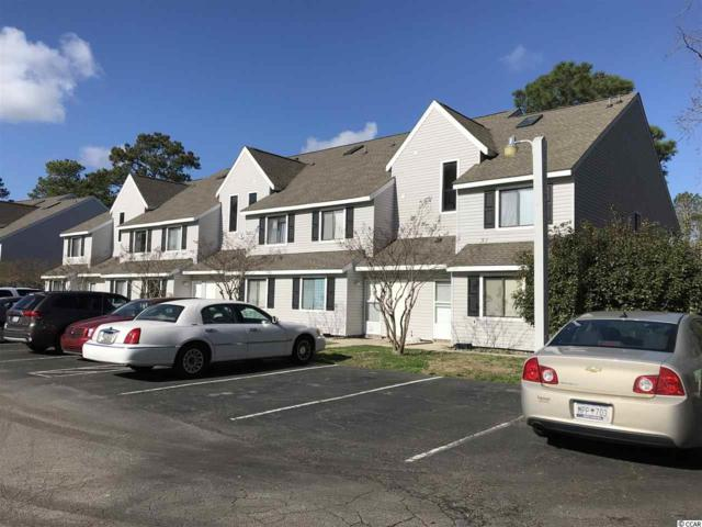 500 Fairway Village Dr. 3-P, Myrtle Beach, SC 29588 (MLS #1803603) :: The Hoffman Group