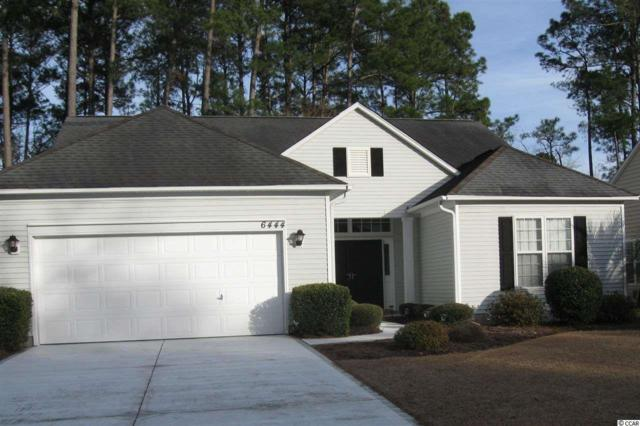 6444 Somersby Drive, Murrells Inlet, SC 29576 (MLS #1803634) :: The Litchfield Company