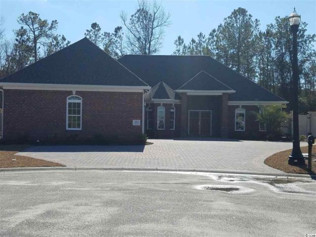 337 Waterfall Circle, Little River, SC 29566 (MLS #1803661) :: The Litchfield Company