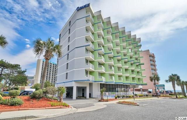 7000 N Ocean Blvd #330 #330, Myrtle Beach, SC 29572 (MLS #1803692) :: The Litchfield Company