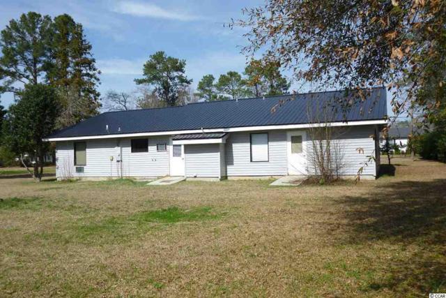 818 Bluff Street, Marion, SC 29571 (MLS #1803694) :: The Litchfield Company