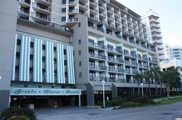 201 N 77TH AVENUE #520, Myrtle Beach, SC 29572 (MLS #1803706) :: Silver Coast Realty