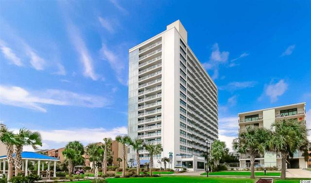 5511 N Ocean Blvd #1601, Myrtle Beach, SC 29572 (MLS #1803718) :: The Litchfield Company