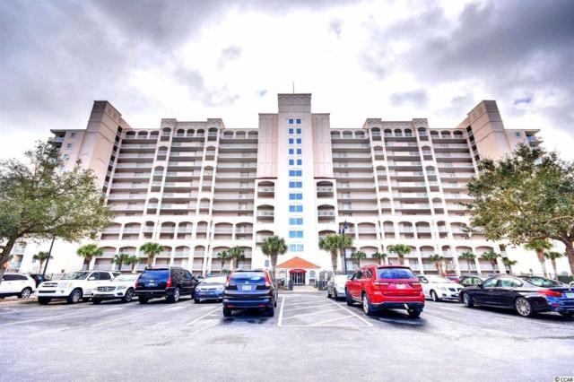 4801 Harbour Point Drive #104, North Myrtle Beach, SC 29582 (MLS #1803799) :: Myrtle Beach Rental Connections
