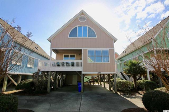1029 Sea Bridge Court, Surfside Beach, SC 29575 (MLS #1803875) :: Myrtle Beach Rental Connections