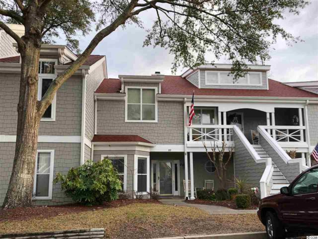 4396 Baldwin Ave. #89, Little River, SC 29566 (MLS #1803952) :: SC Beach Real Estate