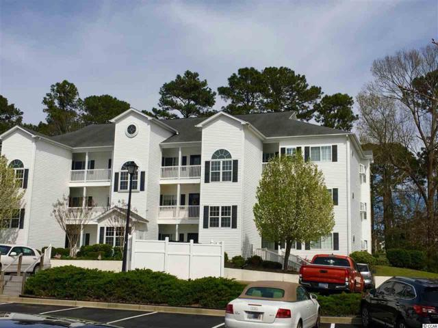 1533 Lanterns Rest Road #104, Myrtle Beach, SC 29579 (MLS #1804052) :: Sloan Realty Group