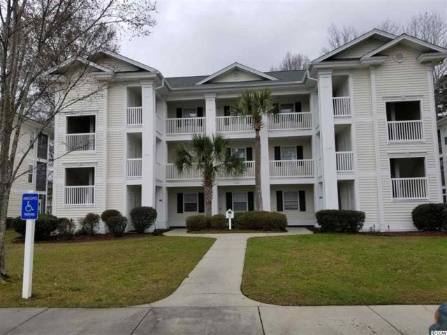 525 White River Drive 20G, Myrtle Beach, SC 29579 (MLS #1804096) :: Trading Spaces Realty