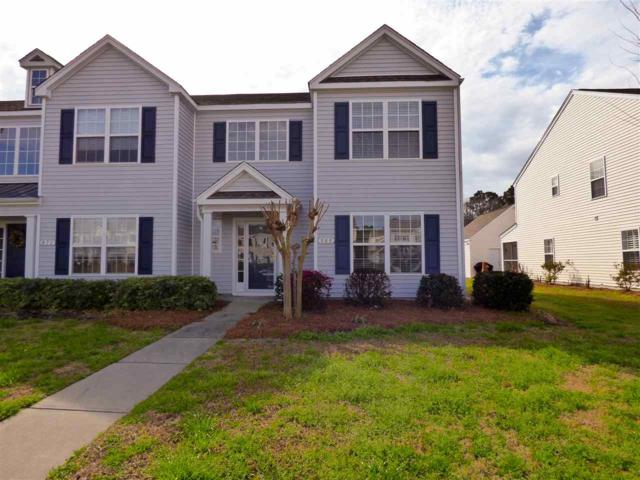 868 Barn Owl Court #868, Myrtle Beach, SC 29579 (MLS #1804097) :: The Hoffman Group