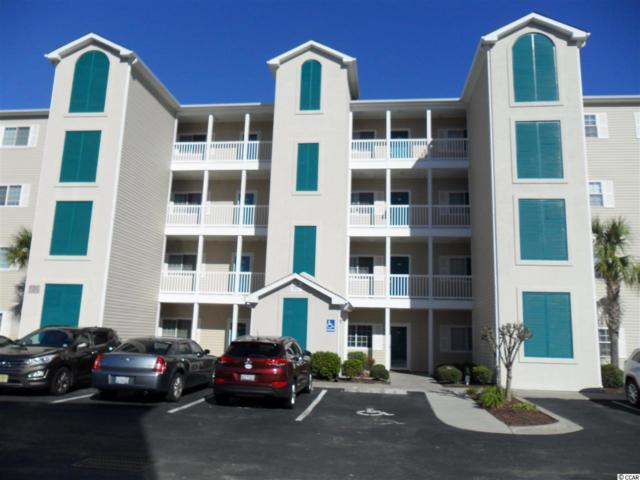 1100 Commons Blvd. #809, Myrtle Beach, SC 29572 (MLS #1804105) :: Leonard, Call at Kingston