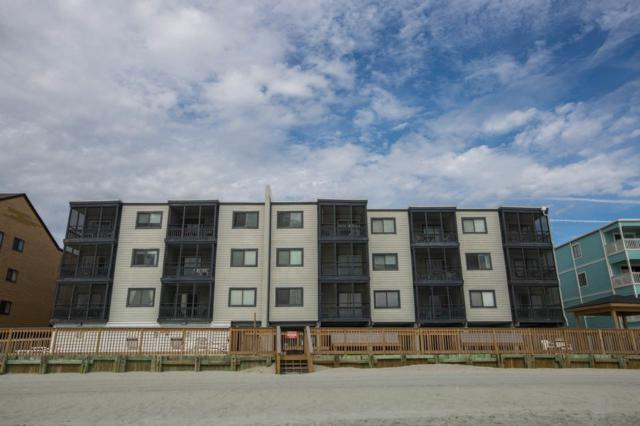 814 N Waccamaw Drive #201, Garden City Beach, SC 29576 (MLS #1804195) :: Trading Spaces Realty