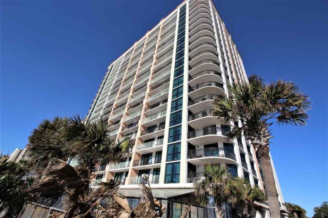 3000 N Ocean Blvd. #2106, Myrtle Beach, SC 29577 (MLS #1804439) :: Silver Coast Realty