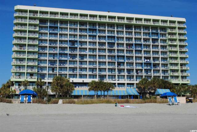 1105 S Ocean Blvd #912, Myrtle Beach, SC 29577 (MLS #1804482) :: Sloan Realty Group
