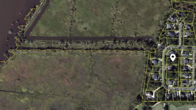 232 Olde Canal Loop, Lot 246, Pawleys Island, SC 29585 (MLS #1804512) :: The Litchfield Company