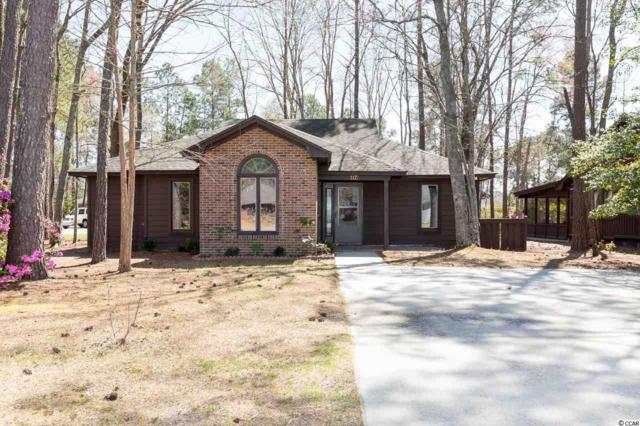 117 Myrtle Trace Dr, Conway, SC 29526 (MLS #1804585) :: Myrtle Beach Rental Connections