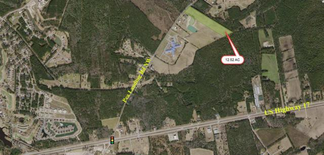 TBD Pea Landing Dr., Ash, NC 28420 (MLS #1804686) :: The Hoffman Group