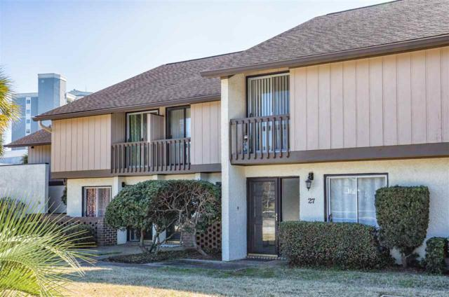 10200 Lake Shore Dr. F27, Myrtle Beach, SC 29572 (MLS #1804701) :: The Hoffman Group