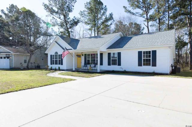 953 Castlewood Drive, Conway, SC 29526 (MLS #1804821) :: The Litchfield Company