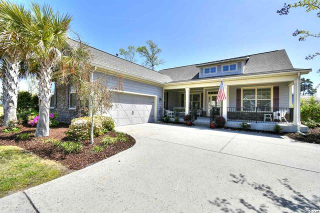 1504 East Island Drive, North Myrtle Beach, SC 29582 (MLS #1804889) :: The Litchfield Company