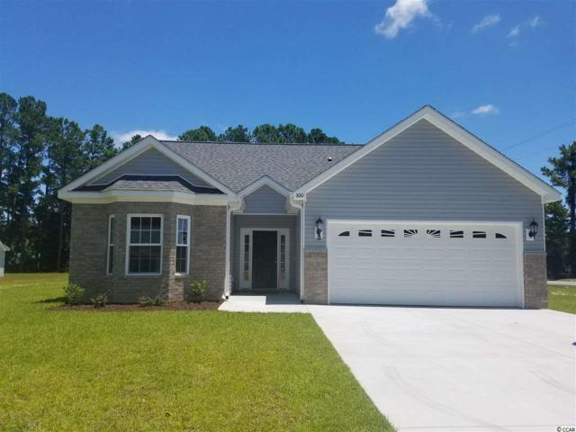 300 Rylan Jacob Pl., Myrtle Beach, SC 29588 (MLS #1805075) :: James W. Smith Real Estate Co.