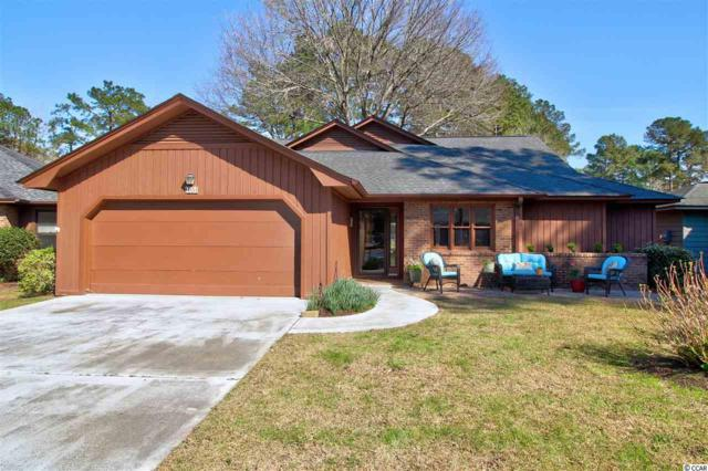 103 Boxwood Ln, Conway, SC 29526 (MLS #1805158) :: The Litchfield Company