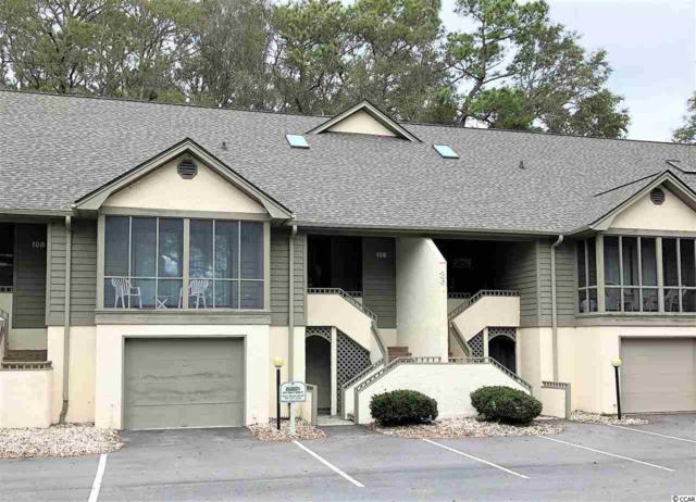 263 Clubhouse Rd. 10-B, Sunset Beach, NC 28468 (MLS #1805450) :: Myrtle Beach Rental Connections
