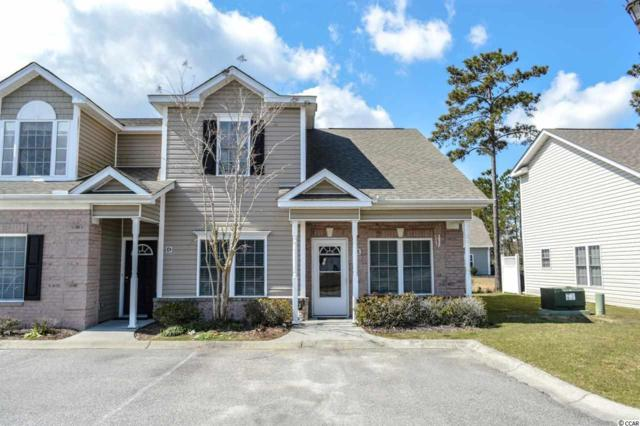 101 Maddux Lane 101E, Myrtle Beach, SC 29588 (MLS #1805531) :: The HOMES and VALOR TEAM