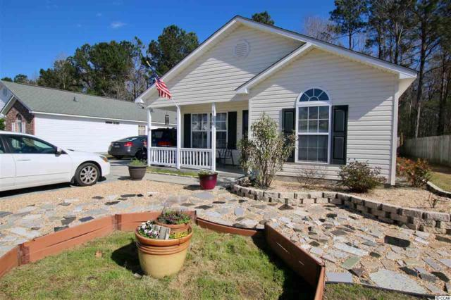 9696 Conifer Lane, Murrells Inlet, SC 29576 (MLS #1805582) :: The Greg Sisson Team with RE/MAX First Choice