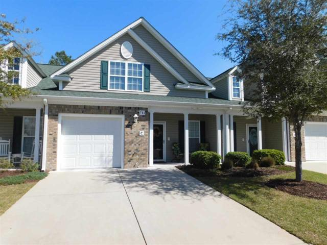 783 Painted Bunting Drive C, Murrells Inlet, SC 29576 (MLS #1805632) :: The Hoffman Group