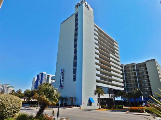 2001 S Ocean Blvd #205, Myrtle Beach, SC 29577 (MLS #1805647) :: The Hoffman Group