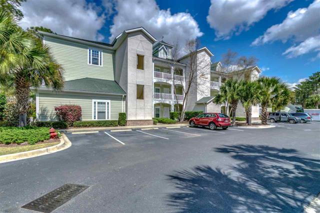 112 Cypress Point Court #103, Myrtle Beach, SC 29579 (MLS #1805674) :: The Hoffman Group