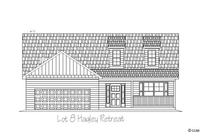 87 Hagley Retreat Dr, Pawleys Island, SC 29585 (MLS #1805941) :: The Litchfield Company