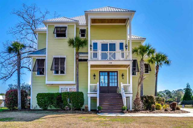 154 Hawks Nest Circle, Murrells Inlet, SC 29576 (MLS #1805942) :: The Litchfield Company
