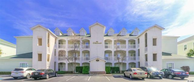 1009 World Tour Blvd #201, Myrtle Beach, SC 29579 (MLS #1806146) :: Myrtle Beach Rental Connections