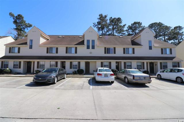 510 Fairwood Lakes 12J, Myrtle Beach, SC 29588 (MLS #1806359) :: The Litchfield Company