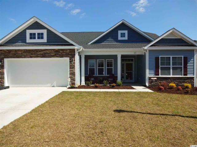 605 Queen Palm Court, Little River, SC 29566 (MLS #1806376) :: The Litchfield Company
