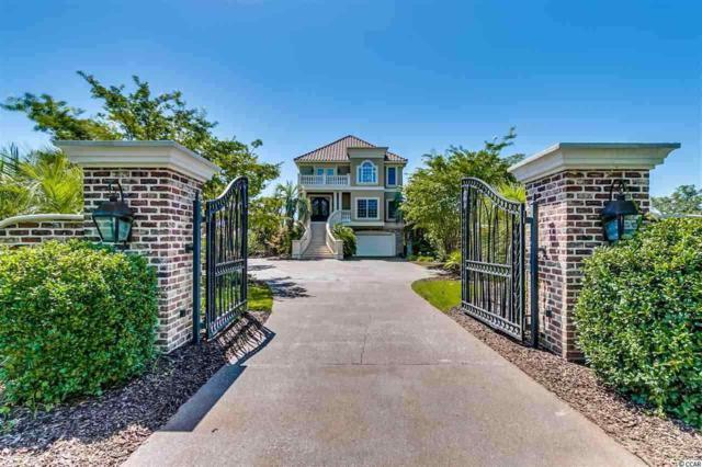 4391 Bayshore Dr., Little River, SC 29566 (MLS #1806396) :: SC Beach Real Estate