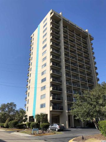 7500 N Ocean Blvd #6085, Myrtle Beach, SC 29572 (MLS #1806465) :: The HOMES and VALOR TEAM