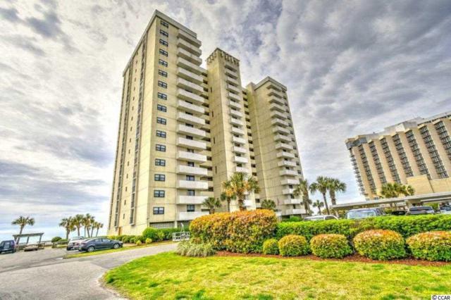 10100 Beach Club Dr. 16B, Myrtle Beach, SC 29575 (MLS #1806900) :: Silver Coast Realty