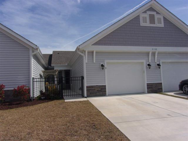2122-B Rayson Drive 2122-B, Myrtle Beach, SC 29588 (MLS #1806928) :: Trading Spaces Realty